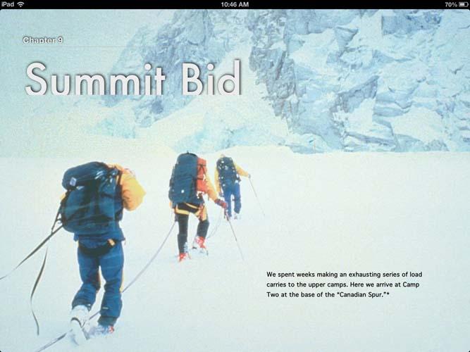 Summit Bid